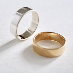 An everyday classic sterling silver band, measuring wide. Beautiful worn alone or with a smaller stacking ring! This piece is handmade to order in our Cape Town based studio. Stacking Rings, Rings For Men, Wedding Rings, Engagement Rings, Band, Sterling Silver, Classic, Jewelry, Enagement Rings