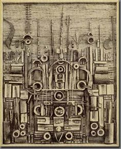 Louise Nevelson Edges art Visual Texture and edges Suitable to aid with GCSE Question like Textures or Edges Louise Nevelson, Picasso And Braque, Art Sculpture, Sculpture Projects, Motif Art Deco, Found Object Art, Visual Texture, Assemblage Art, Outsider Art