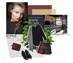 """""""The Start Of Something. // Romwe Contest Entry."""" by martbee ❤ liked on Polyvore featuring American Eagle Outfitters, By Malene Birger, Sonia Rykiel and romwe"""