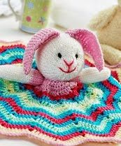 http://www.letsknit.co.uk/free-knitting-patterns/bunny-comforter
