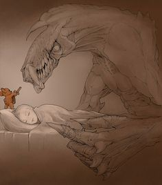 Why you should always sleep with a Teddy bear