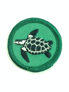 Marine Life Junior Badge $1.25 #WPGS-147 This is a great way for Junior Girl Scouts to immerse themselves in the environment. Badge requirements can be found here: http://www.usagso.org/content/dam/usagso/documents/westpacific/Marine%20Life%20Junior%20Badge%20Requirements.pdf