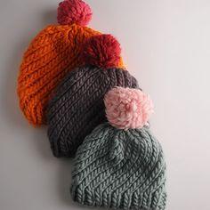 Mrs Moon Swirl Hat Pattern