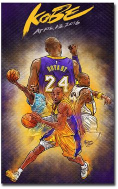 Kobe Bryant Retired Game : April 13 2016 on Behance basketball workouts nba art Lakers Kobe Bryant, Kobe Bryant 24, Lebron James, Cool Basketball Wallpapers, Kobe Bryant Retirement, Sport Basketball, Bryant Basketball, Basketball Quotes, Basketball Birthday