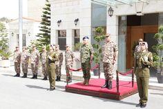 Στην Ιορδανία ο Έλληνας Στρατηγός της Ε.Ε! (φώτο)