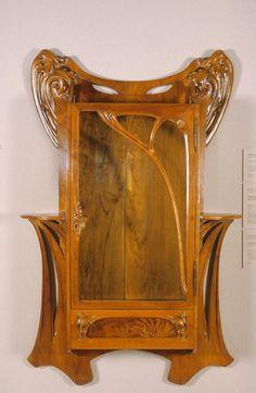 Art Nouveau Cabinet by Louis Majorelle ca.1900