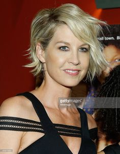 Jenna Elfman attends 'Big Stone Gap' New York screening at Sunshine Landmark on September 24, 2015 in New York City.