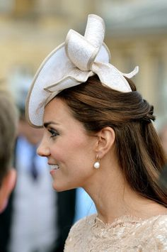 Duchess of Cambridge, June 10, 2014 in Jane Corbett | Royal Hats