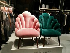 Beautiful #chairs at #sissyboy Hasselt.
