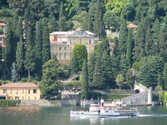 Villa Castello | Carate Urio #lakecomoville
