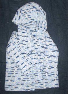 kapşon yapımı kapüşon nasıl örülür kapuşon nasıl yapılır örgü Knit Vest, Winter Hats, Baby, Newborns, Infant, Baby Baby, Doll, Infants, Kid