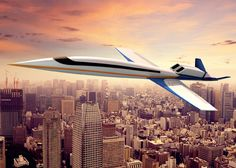 The future is now : World's first supersonic private jet will replace windows with live-streaming screens