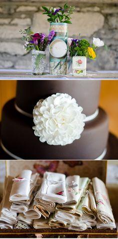 DIY Wedding!  Photos- Brittany Anderson Photography