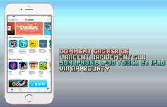 Gagner de l'argent rapidement sous l' iPhone, iPod Touch, iPad via Appb... Ipod Touch, How To Plan, Iphone, Internet Money, Earning Money, Gaming