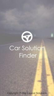 Car Solution Finder - Do you own a car? The you should own this app!! This one is an absolute problem solver for you at any moment of travel. This will show you everything related to your car such as, service center, workshops, fuel station, parking space etc on your locality with the help of GPS. Download Link: https://play.google.com/store/apps/details?id=com.pidigi.carsolutionfinder