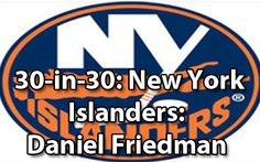 Will losing to the Penguins in last year's playoffs make the Islanders better? How will they replace Mark Streit? Is Johnathon Tavares too young to be captain?