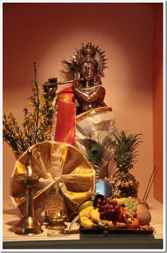 Krishna Statue, Krishna Art, Vishu Images, Vishu Greetings, Vishu Festival, Ganesha Rangoli, Happy Onam, Lord Krishna Hd Wallpaper, Kerala Mural Painting