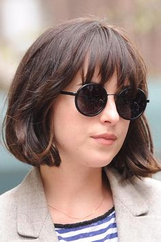 Dakota Johnson out in NYC