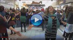 Flashmob-videos: Flashmob - Best Xmas Flashmob