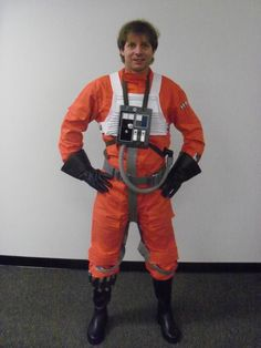 x wing fighter pilot cosplay - Google Search