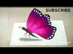 3d Rangoli, Poster Rangoli, Indian Rangoli Designs, 3d Poster, Butterfly, Youtube, Butterflies, Youtubers, Youtube Movies