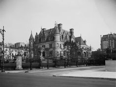 At Riverside Drive And 73rd Street Sat The Opulent 75 Room Residence Of  Steel Magnate