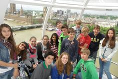 Inside the London Eye with ACCORD ISS