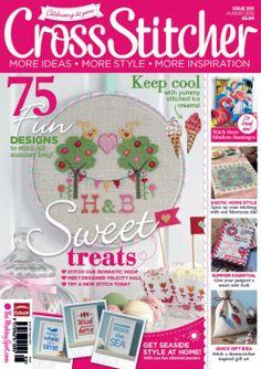 Cross Stitcher Magazine N'255
