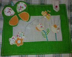 Copriforno con presina farfalla , by francycreations non solo idee regalo, 25,00 € su misshobby.com