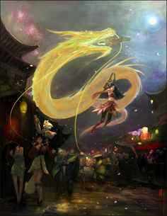 The Art of Revelry Contest | League of Legends The Art of Revelry Contest We asked summoners like you to submit their best Lunar Revel themed artwork to the Art of Revelry Contest! These entries featured some of your favorite champions of the League ringing in the Lunar Year in style.