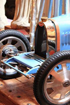 Bugatti pedal car Argentina