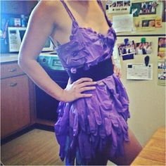 Anything but clothes glove dress