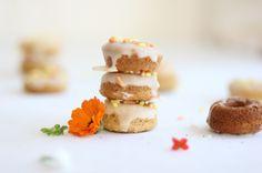 Mini #Donuts de zanahorias horneados ¡Super deliciosos! ¡Participa en  nuestro blog! #cocina #recetas