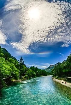 Kamikochi, Nagano, Japan (can we swim.from kim) Beautiful Places In Japan, Wonderful Places, Beautiful World, Kamikochi, Nagano Japan, Japan Travel, Asia Travel, Nature Pictures, Beautiful Landscapes