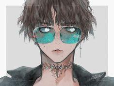 Manga Boy, Manga Anime, Cute Anime Character, Character Art, Handsome Anime, Beautiful Anime Girl, Manga Illustration, Anime Artwork, Boy Art