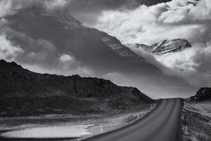 Ansel Adams In Iceland