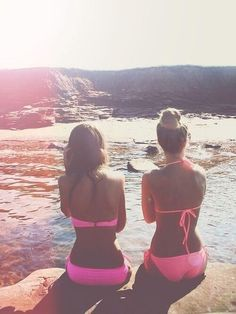 Getting Fit☀: my best friend and I this summer  Hannah Skelton