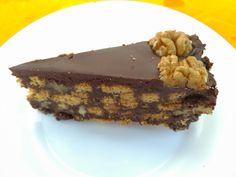 Pastel de chocolate para los muy chocolateros con Thermomix