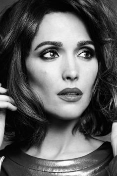 Rose Byrne by Max Abadian for Flare, August 2012