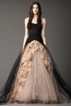 Vera Wang :: quiero un vestido así