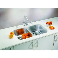 Uriah x Kitchen Sink Pop Up, Bowl Designs, Sink In, Stainless Steel Sinks, Kitchen Sinks, Home Decor, Kitchen Ideas, Kitchens, Satin