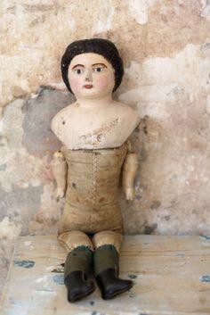 18e eeuws popje
