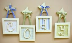 Would have to be hearts for the hangers, and her colors of course, but I love the frames!