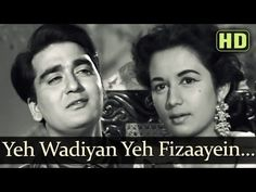 Sunil Dutt, Hindi Old Songs, Old Song Download, Evergreen Songs, Youtube Share, Film Song, Classic Songs, Old Music, Romantic Songs