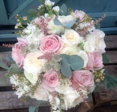 Bouquet by Miss Mollie's Flowers