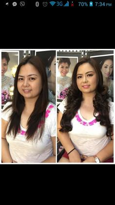 """Feedback from our beautiful bride earlier. Thank you Jane, you are indeed pretty in and out for me. See you again very soon. Mwaaahhhh ;) """"Miss cj...Thank you for making me feellike """"artista"""" hahahha cant help myself to make selfies. I owe you big time... Excited na kame sa wedding..thank you so much. ;) ;) ;)"""" CJ Jimenez Make Up Team: 1. Exceptional Portfolio 2. Consistent, More than A Thousand, Unsolicited and Real Time Positive Clients Feedback 3. Numerous Credentials:  Pond's Beauty…"""