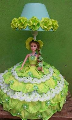 DIY Candy Doll - Using Supplies in the Recycle Bin! (she: Sierra) Doll Clothes Barbie, Barbie Dress, Nursery Room Decor, Boys Room Decor, Kids Room Art, Art For Kids, Sweet 16 Centerpieces, Giant Paper Flowers, Baby Art