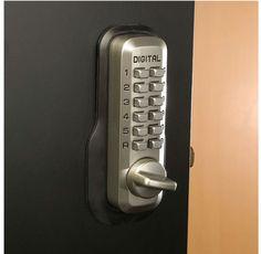 Best Keyless Entry mechanical push button door locks | keyless front door locks