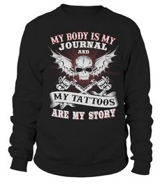 MY TATTOOS - MY STORY - Limited Edition  #september #august #shirt #gift #ideas #photo #image #gift