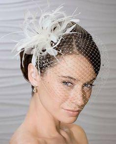 Love this bridal veil